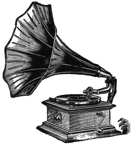 Victrola_with_Horn,_1911
