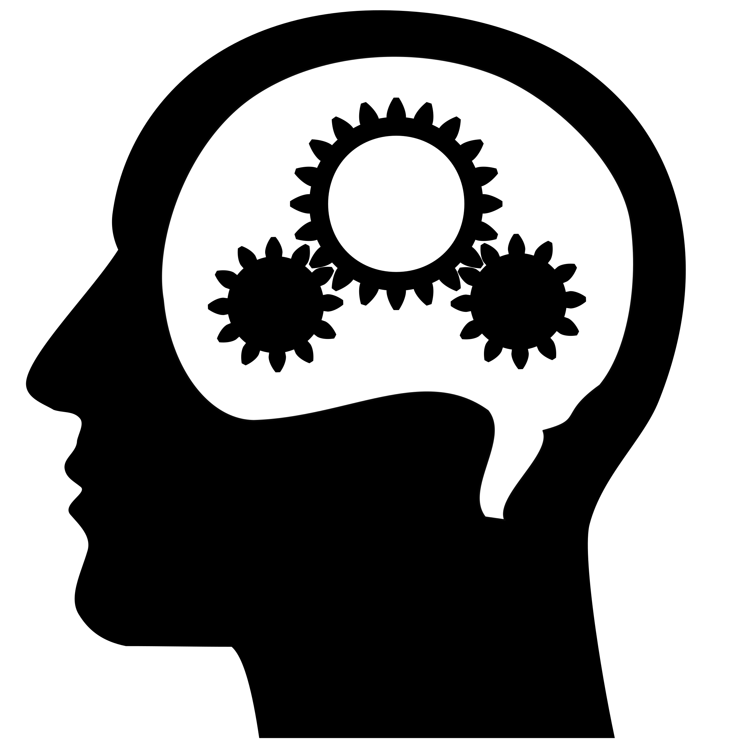 thinking-brain-machine-vector-clipart